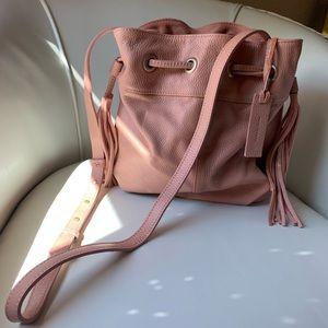 American Eagle 100% Leather Crossbody Bag